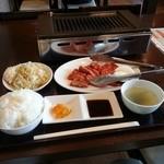 山ちゃん - 上焼肉ランチセット