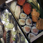 喜久寿司 - 折り詰め