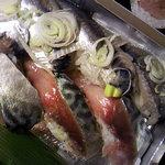 喜久寿司 - ひかりもの