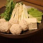御宿 仙壽 - つみれ鍋