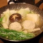 御宿 仙壽 - 美味しそうに煮えています☆