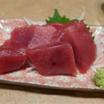 恵美寿屋 - 本まぐろ切り落とし・380円