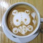 モグ カフェ - カフェラテ
