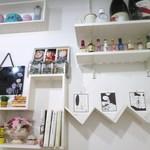 モグ カフェ - 店内2