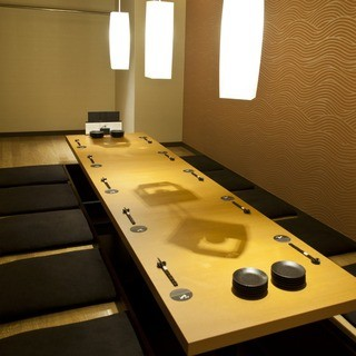 【完全個室】充実の完全個室&宴会個室&半個室!