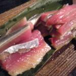 粥茶屋 写楽 - 秋刀魚