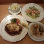 Restaurant  Vert-Pre -