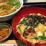 32729115 - H.26.11.19.夜 木の葉丼定食 820円