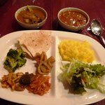 Shanti インド料理レストラン - ランチバイキング
