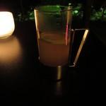 御茶屋Bar - ホットモスコミュール 1100円