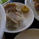 三福 - 副菜のシュウマイ