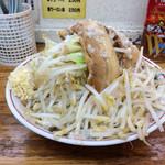 大黒家製麺 - 料理写真:野菜マシ♪