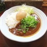 32734663 - 神戸キーマカレーと煮玉子