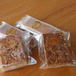 西洋菓子 家田 - ついでに焼き菓子も。
