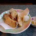 32739177 - 松茸の天ぷら