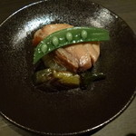 魚吉別邸 會 - 2014.12 ブリ大根