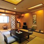 ホテル三泉閣 - 心和む純和風の客室