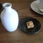 喫茶ミンカ - ミルクとシュガー