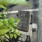 喫茶ミンカ - 表通り沿いの小さな看板