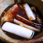 大村庵 - 本鴨せいろの鴨汁