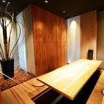 KICHIRI - 和室を思わせる、落ち着いた完全個室。