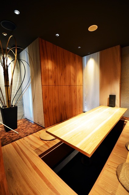 KICHIRI 新宿店 - 和室を思わせる、落ち着いた完全個室。