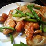 3276138 - 鶏とニンニクの芽のスタミナ炒め