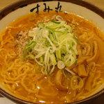 すみれ - 味噌ラーメン