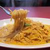 シャン・ドゥ・フルール - 料理写真:プリプリ海老とツナのトマトソース