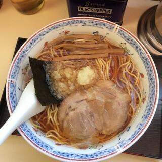 タンタン - 並ラーメン(500円)