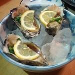 居酒屋みずき - 牡蛎