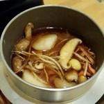 季節料理 わかめ - 蟹釜飯1,680円