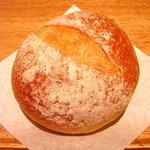 スープストックトーキョー - 石釜パン