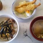 みやじま食堂 - 某社員食堂「チャーシュー丼」セット
