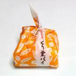 京菓子司 おくやま菓舗 - くり栗パイ(1個215円)