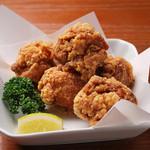 串ゆう - 若鶏の唐揚げ 470円