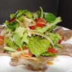 SATSUMAYA - スペイン産イベリコサラダ