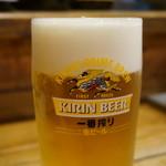 ととや - 生ビール465円