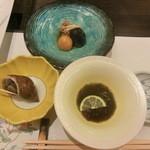 たこ八 - 料理写真:前菜