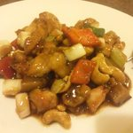 ジェイドガーデン - 若鶏とカシューナッツ炒め(\1,200)