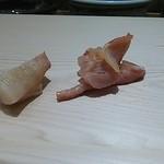 寿司田 - お刺身 貝類