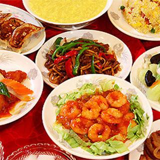 本格香港料理10品&3時間の飲み放題で3,980円(税抜き)