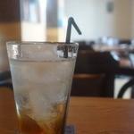 ニシクルカフェ - ドリンク写真:自家製ジンジャー