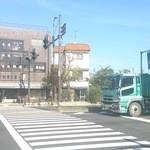 九州ラーメン 六五六 - 中央環状線「向陵中町」交差点