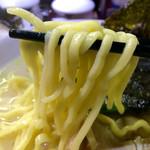 アオゾラ - もっちり麺❀