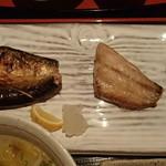 吟ばん - 焼き魚(秋刀魚)