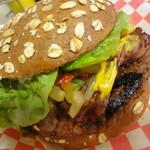 Honolulu Burger Co. - ハワイアンGGBG