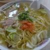 いそべ食堂 - 料理写真:中華そば