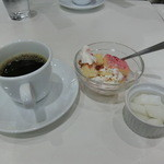 アプローズ - コーヒーとデザート