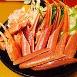 沼津甲羅本店八宏園 - かにすき